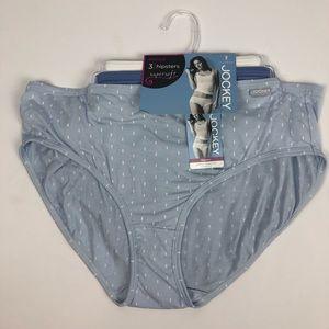 17f3fb253c8c Jockey 002045 Modern Micro Seamfree Bikini Panty. $10 $0. NWT JOCKEY  Women's Panties Size 8 Pkg 3/Hipsters